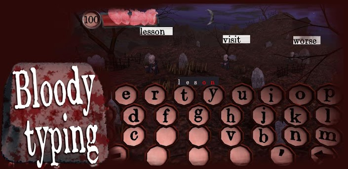 Bloody Typing